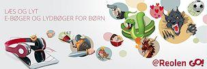eReolen GO – For børn og unge i alderen 7-14 år Indeholder børnematerialerne fra eReolen Log på med UNI-Login eller dit lånernummer og pinkode til biblioteket
