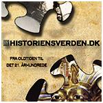 Historiens Verden - Dansksproget historieportal, der dækker verdenshistorien fra oldtiden og frem til det 21. århundrede