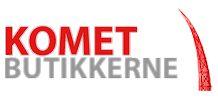 Komet butikkerne logo