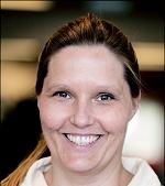 Liselotte Barker, Eventmanager hos Aabenraa Bibliotekerne