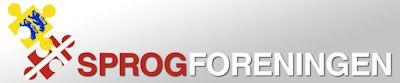 Sprogforeningen Logo